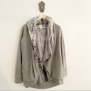 Without Walls NWT Reversible Hooded Jacket